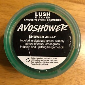 Lush Kitchen Avoshower Shower Jelly